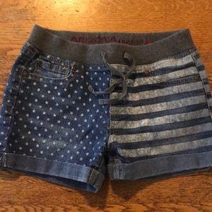 Jean shorts -Arizona , size 14 R